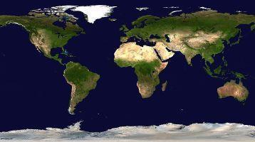 Global tilstedeværelse
